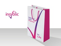 Inofolic conference bag