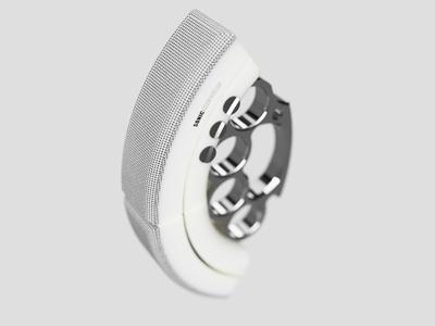 Sonic Knuckles fusion360 concept product design design 3d