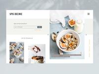 Website #1 - Spis Bedre