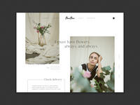 website #5 - fleurfleur