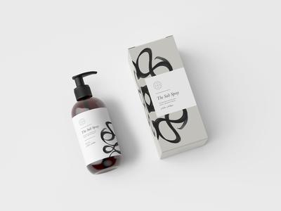 packaging #1 - the salt spray