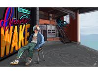 Dreamer's Wake concept characterdesign bird illustration artwork digitalpainting digitalart place designer comicart comics comicbook character draw painting wacom cintiq design illustrations artist photoshop artdirector