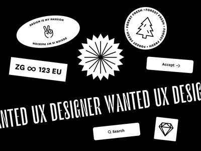 Designer with some greys in their hair wanted infinum job board work job job listing ui ux