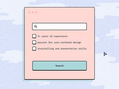 UX/UI designer wanted job board job listing work job search infinum checkbox designslices ux ui career hiring designer