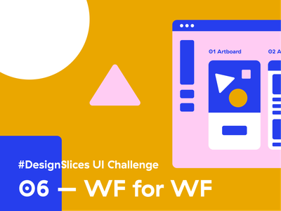 #DesignSlices UI Challenge 06 - Wireframes for Wireframes wireframe design wireframe wf wireframes uxuidesign uxui uxdesign ux uidesign ui uichallenge designchallenge designslicesuichallenge designslices