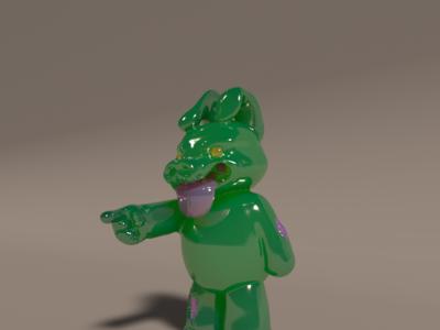 StinkyHam toy