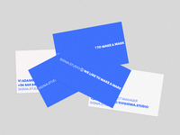 Signia Business Cards
