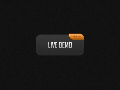 Live Demo button button psd respiro media layout website