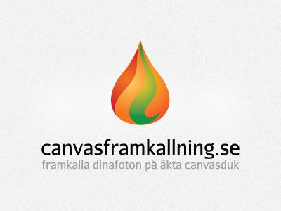 Canvasframkallning logo canvasframkallning logo ai vector respiro media