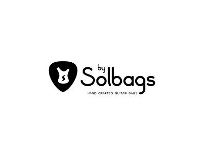 Logo for Solbags bysolbags solbags vector logo design logo branding ai digital design