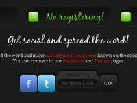 Website layout screenshot