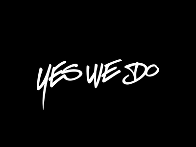 YesWeDo Logo zoltan sebestyen respiro media music logo music band logo custom logo logo yeswedo