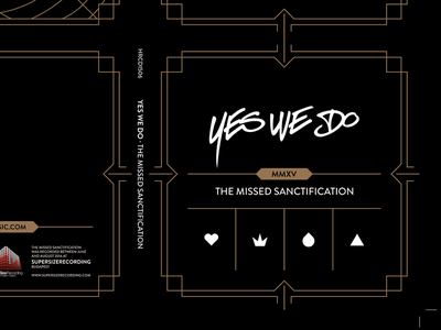 YesWeDo Digipak CD design the missed sanctification zoltan sebestyen respiro media music digipak cd digipak cd yeswedo