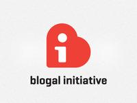 Blogal Initiative logo concept