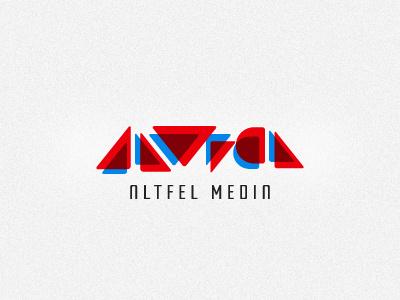 Altfel Media logo concept altfel media logo concept ai vector respiro media proposal
