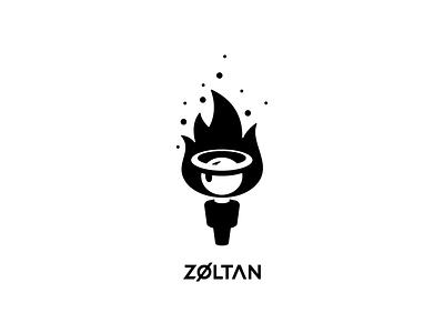 Logo for ZØLTAN vector zøltan zoltan music digital design logo design logo
