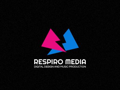 NEW Respiro Media logo · 2012  respiro media logo logo design vector ai redesign