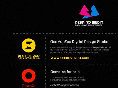 Respiro Media web layout respiro media psd layout web design digital design psd layout web site design