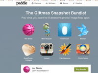 Hot Shots Dribbble Mac OS X Application Bundle