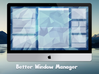 Better Window Manager Mac App Icon