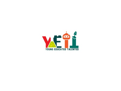 Young Educated Talent (YEIT)    Childcare Logo identity minimalist logo freelancedesigners businesslogodesigners logo mark symbol vector icon graphicdesign logo logodesign kids logo children education logo preschool school logo