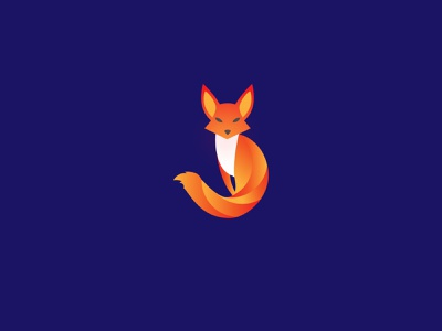 Fence Fox Logo minimalist logo freelancedesigners marker identity mark symbol icon icon symbol vector petshop pet animal logo animal logo logodesign foxlogo fox fencefox fence