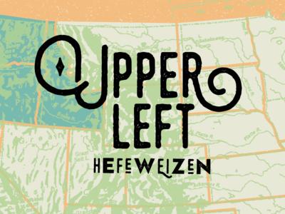 Upper Left Hefeweizen