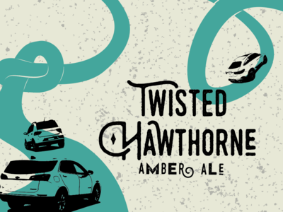 Twisted Hawthorne Amber Ale