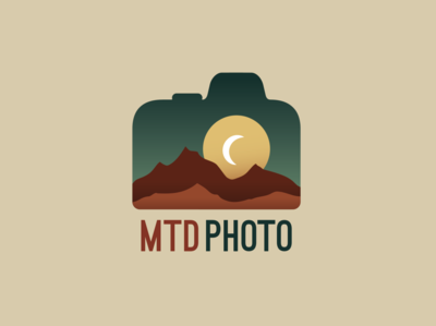 Mountain Photography Logo