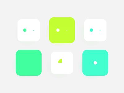 Animation for preloaders green loader preloaders loading app ui ux clean vector animation motion illustration