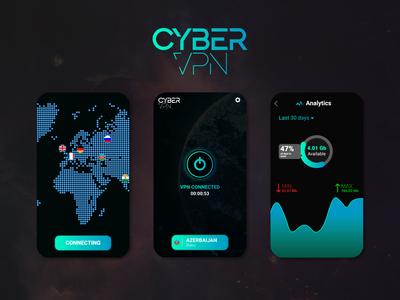 Cyber VPN — 02