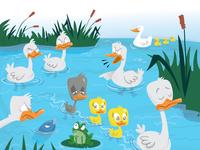 Ugly Little Ducklin