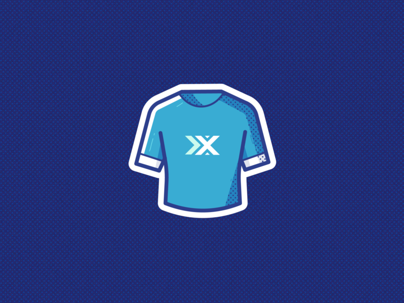 T-shirt wear clothing clothes t-shirts t-shirt sports sport branding logo ui illustration vector icon design