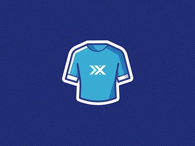T-shirt wear clothing clothes t-shirts t-shirt sports sport branding logo ui illustration vector icon design