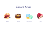 Dessert series 1