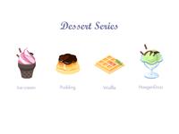 Dessert series 2