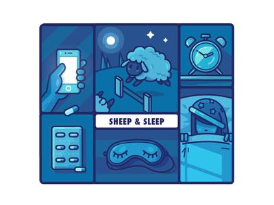 Sheep & Sleep