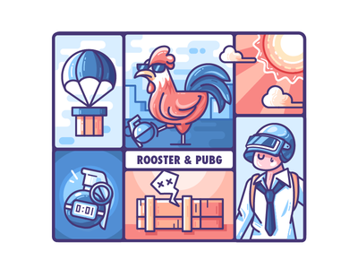 Rooster & PUBG