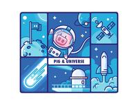 Pig & Universe