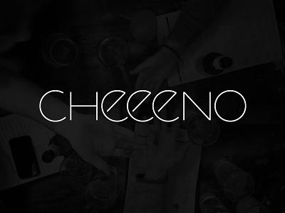 Cheeeno gambling game coins eee wordmark cheeeno identity design identity branding logo design logo