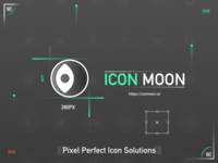 ICON MOON exploded view