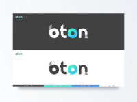 This is the new logo of BTON's public link website