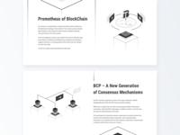 Bytetrade Public chain illustration web
