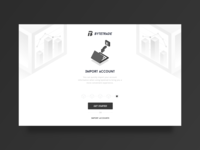 Bytetrade web Guide page