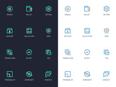 blockchain app icon