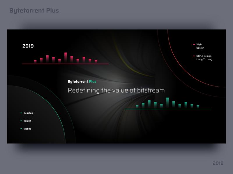 blockchain New project site download transaction website banner web red green blockchain