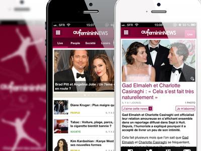 aufemininNews aufeminin news ios iphone sketchapp pixelmator stories