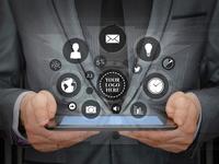 Digital Technology iPad Presentation Template