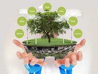 Eco Green Energy Presentation Template