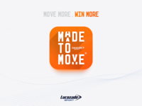 Lucozade Sport - Made To Move App Icon
